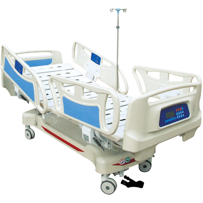 SK002-1 Electric Bed With Column Motor